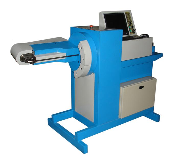 Nowa wyginarka CNC 3D